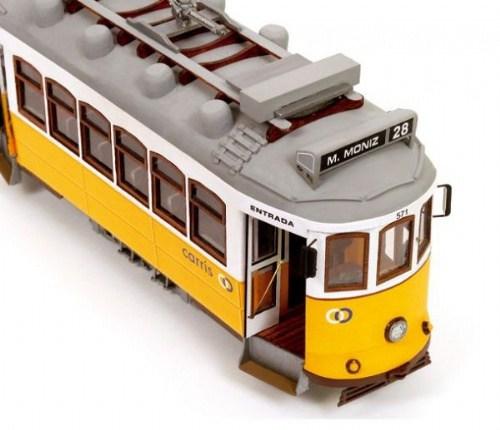 mini lisbon tram
