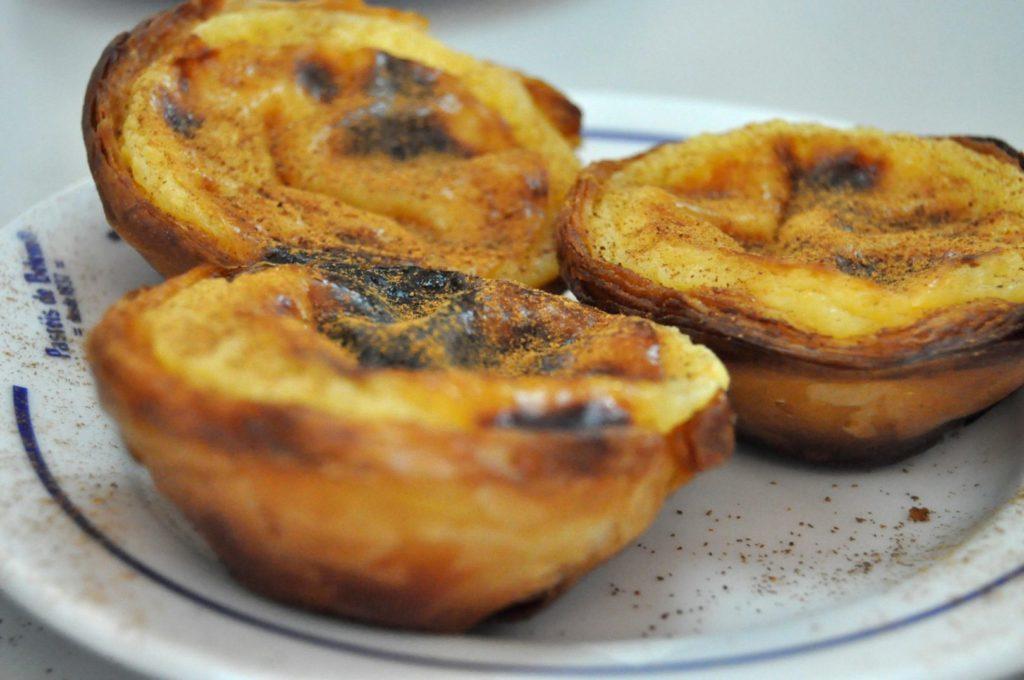 pasteis de nata from belem - lisbon