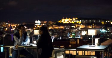 Silk Club - Nightclub - Rooftop Bar - Lisbon View