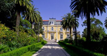 Pestana Palace - Main Buidling - Luxury 5 Stars Hotel - Lisbon