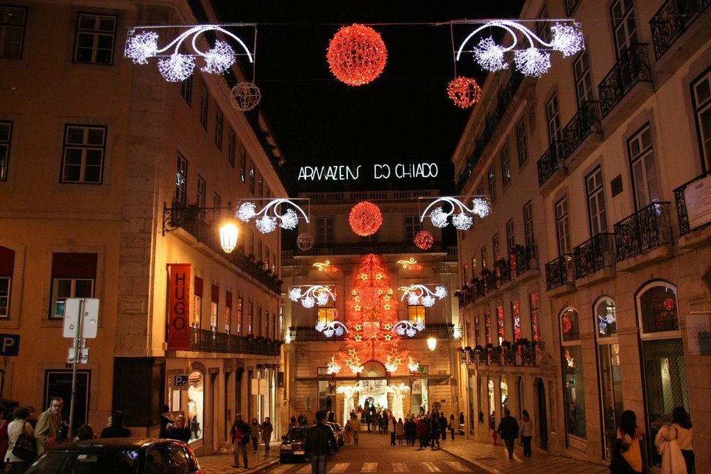 Armazens do Chiado - Shopping Center in Lisbon center