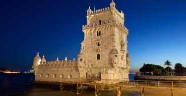Belem Tower - Monument Symbol of Lisbon