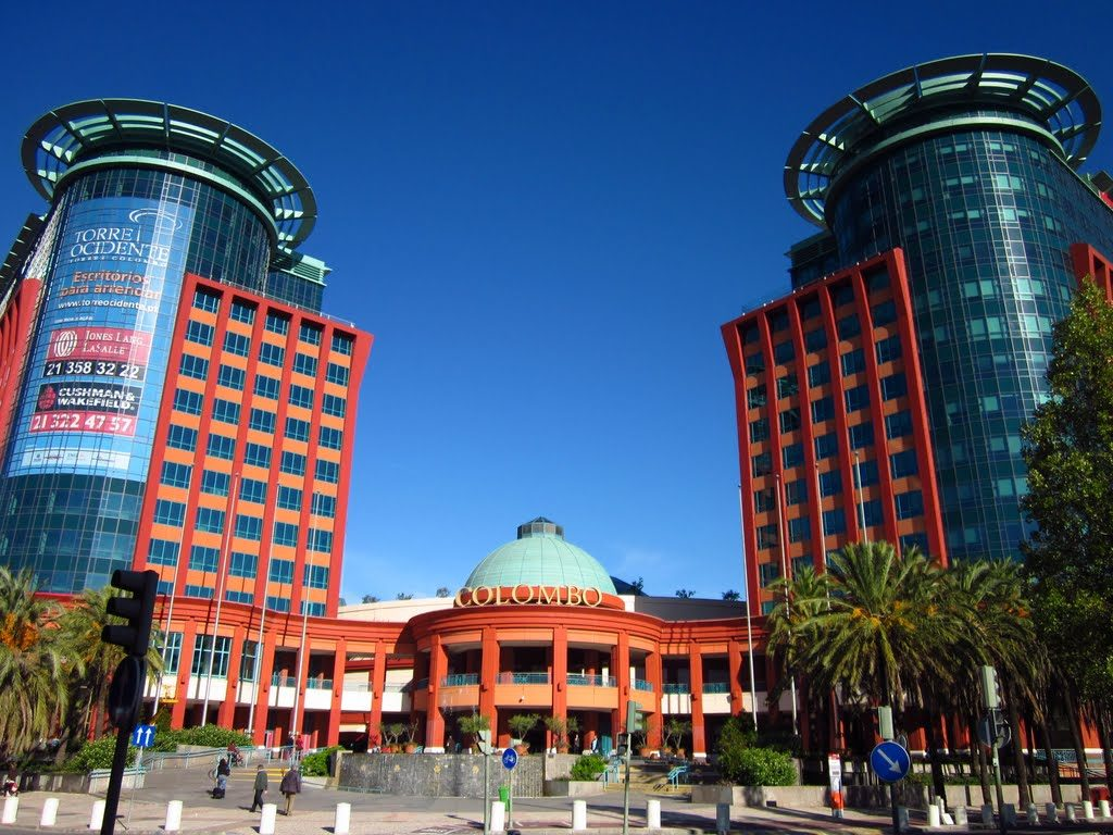 Colombo Shopping Center - Biggest shopping center in Lisbon