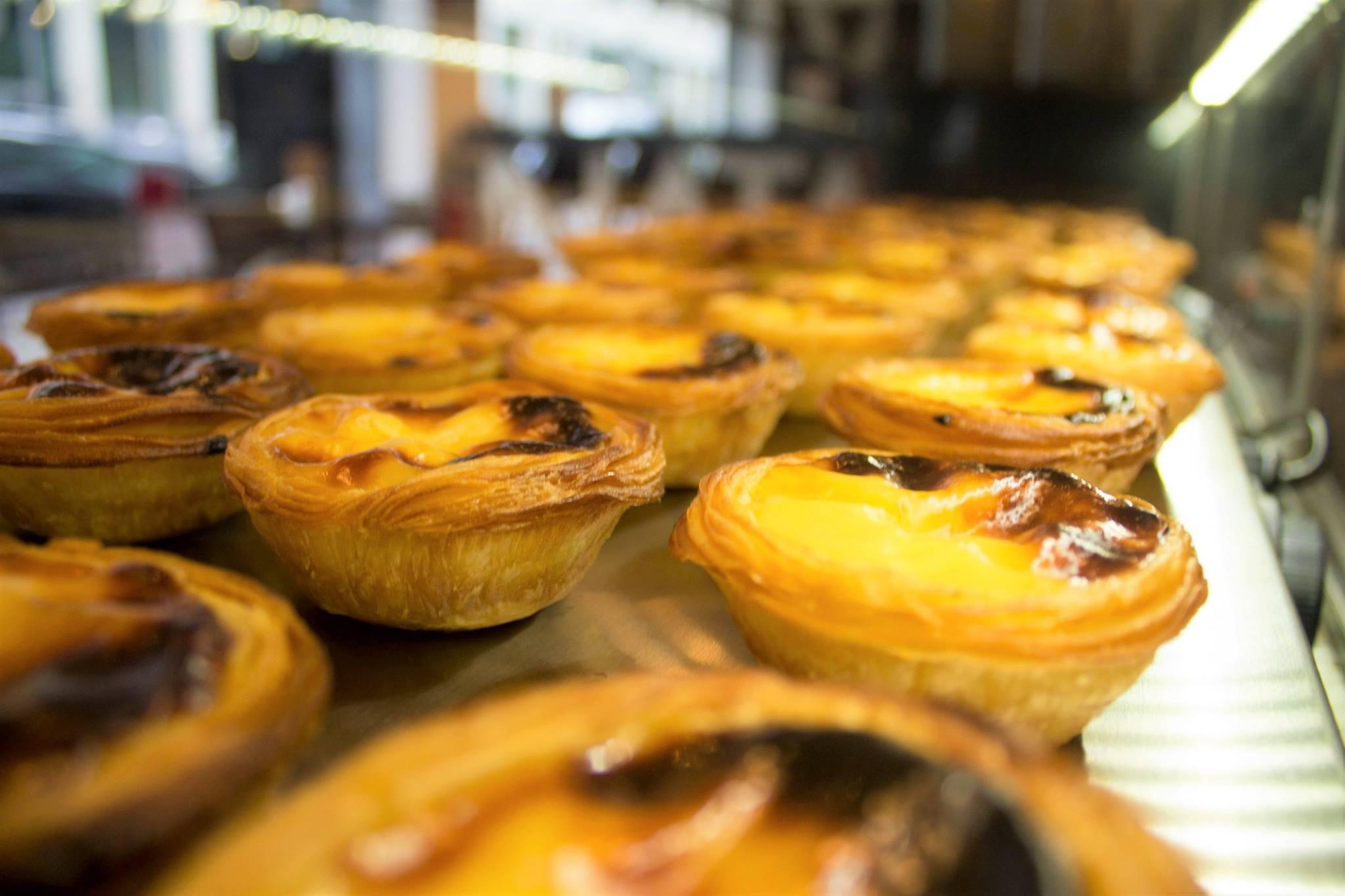Natas from Nata Lisboa - Pasteis de nata store